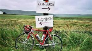 Moving From London To Edinburgh