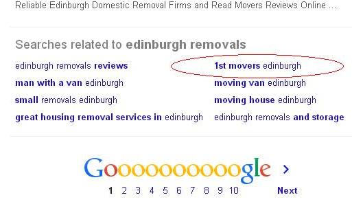 Google Recommendation