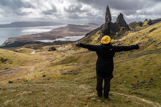 England to Scotland